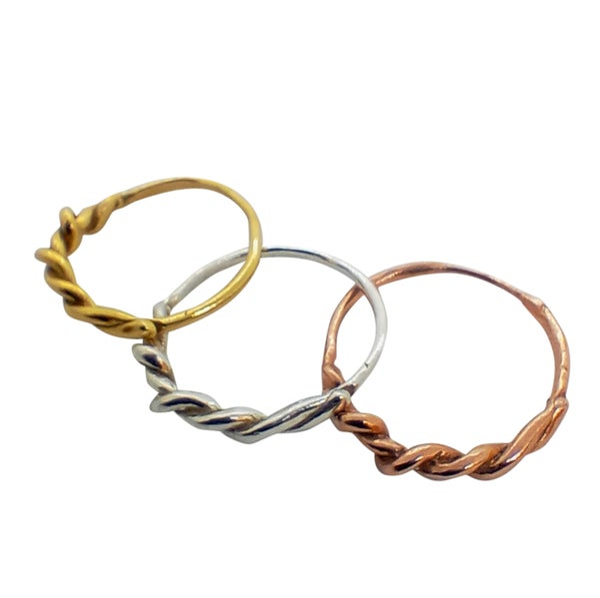 Image of Trenza ring