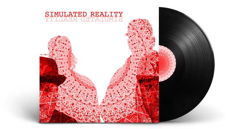 "Image of Wiked Wood - Simulated Reality (12"" Vinyl Collectors Edition)"