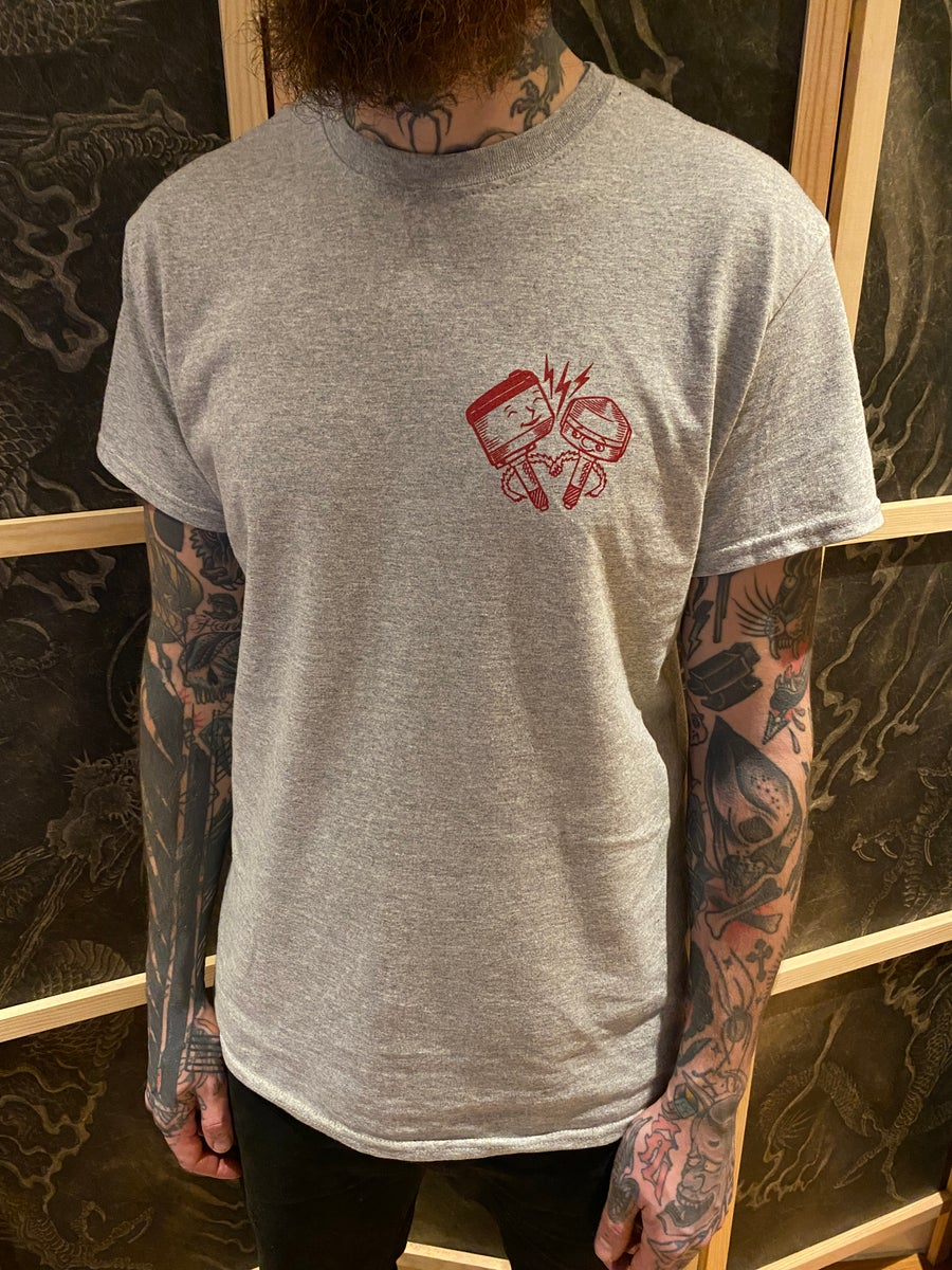 Image of Get A Spark Tee LAST ONE XXL