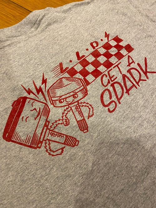 Image of Get A Spark Tee