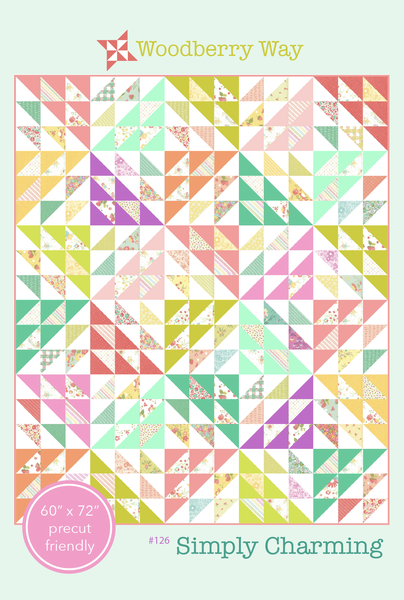 Image of Simply Charming PAPER Pattern