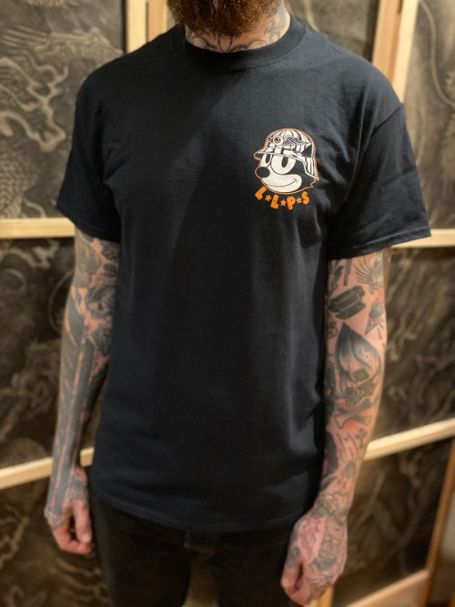 Image of Happy Choppers Tee LAST ONE XXL