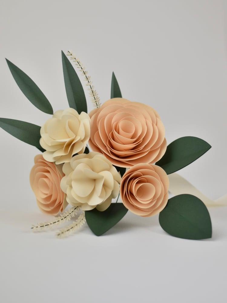 Image of Bouquet Rose Crema