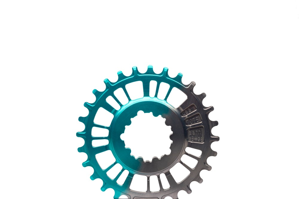 Image of aarn s3#28/32 1x Direct Mount 12-Speed Chainring (DM//28/32-Tooth)