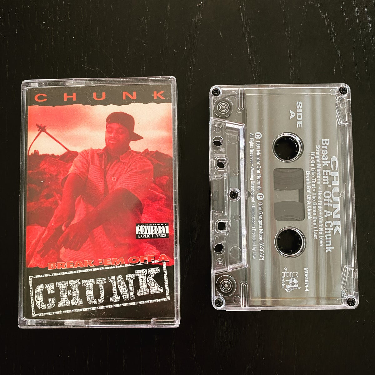 "Image of Chunk ""Break em Off a Chunk"""