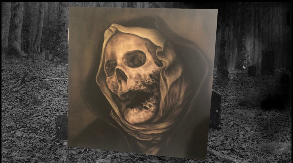 Image of Deconsecration/Reburied LP