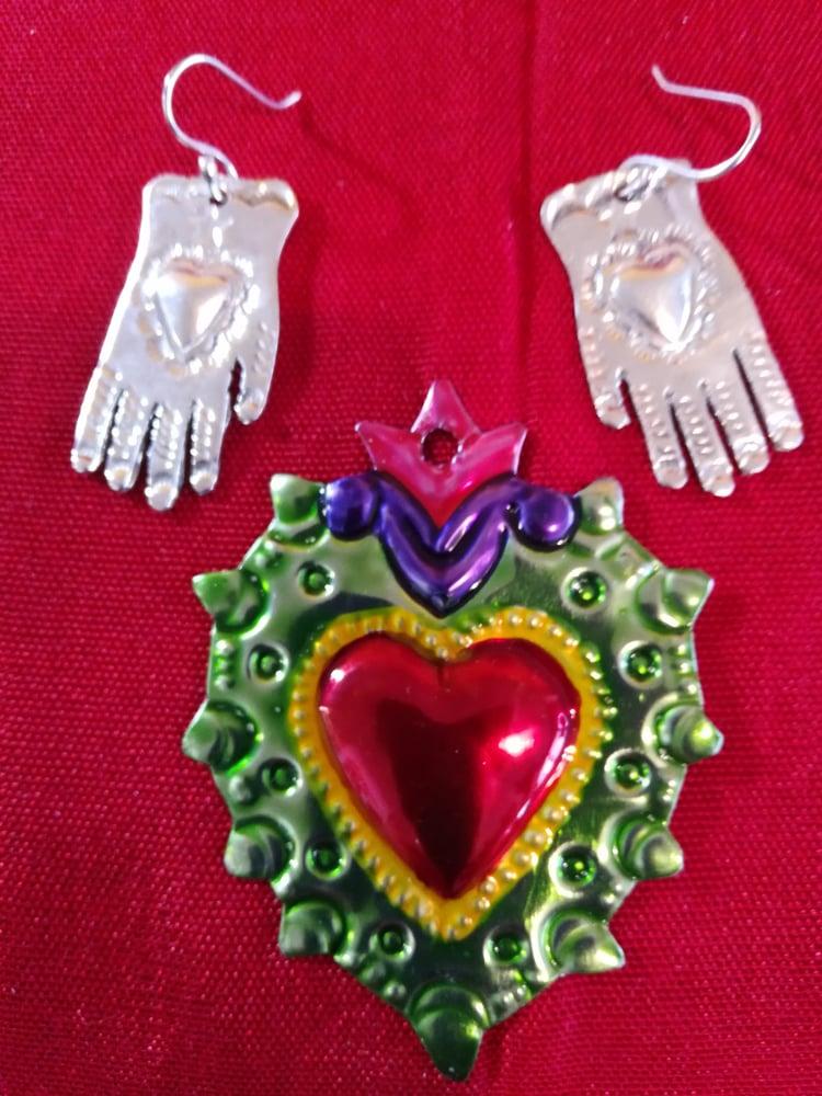 Image of Assorted corazon jewelry