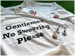 Image of 'GENTLEMEN NO SWEARING PLEASE'