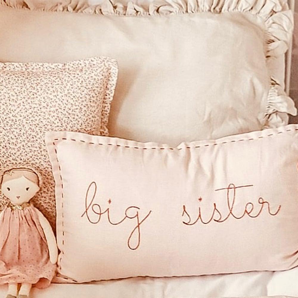 Image of Big Sister Cushion