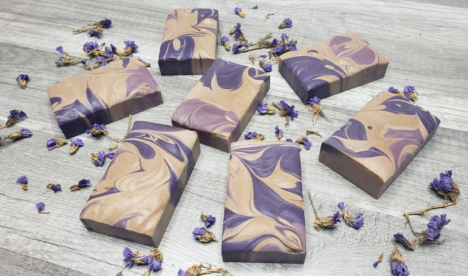 Image of Lavender Coconut Handmade Cold Process Soap