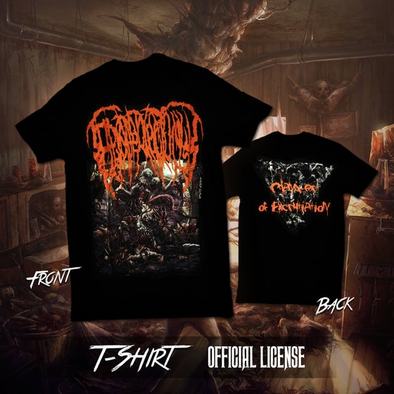 Image of Chamber Of Excruciation II t-shirt