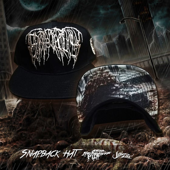 Image of Relics From Malodorous Pile snapback hat