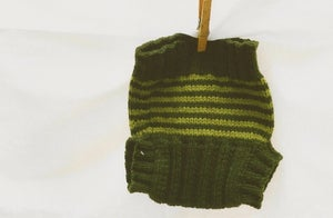 Image of Be Green :: wool cover