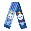 Skull Berry Scarf