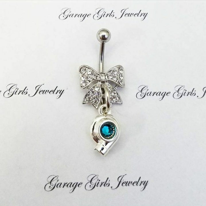 Image of Bow Belly Rings