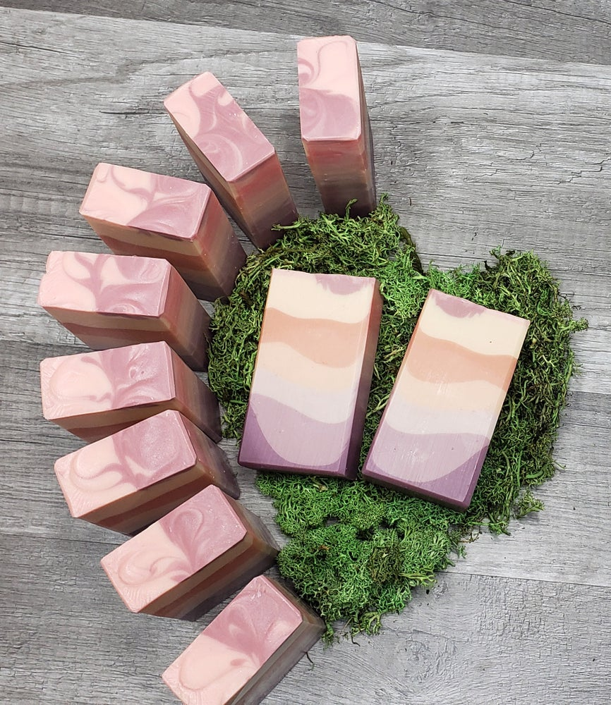 Image of Blackberry Bliss Cold Process Soap