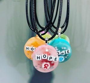 HOPE Awareness Necklaces
