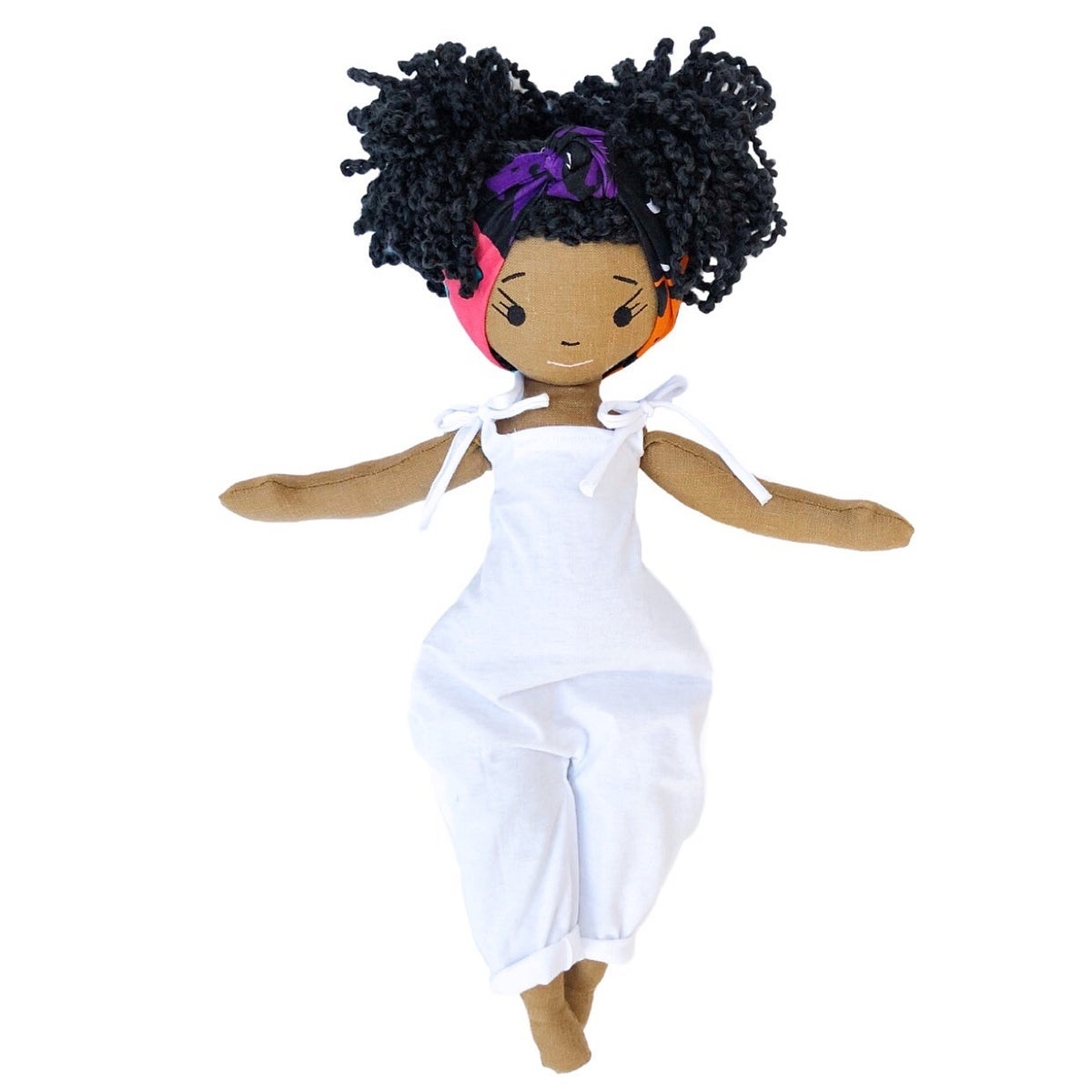 Marlo More to Love Handmade Linen Doll (AVAILABLE JULY 1 2021)