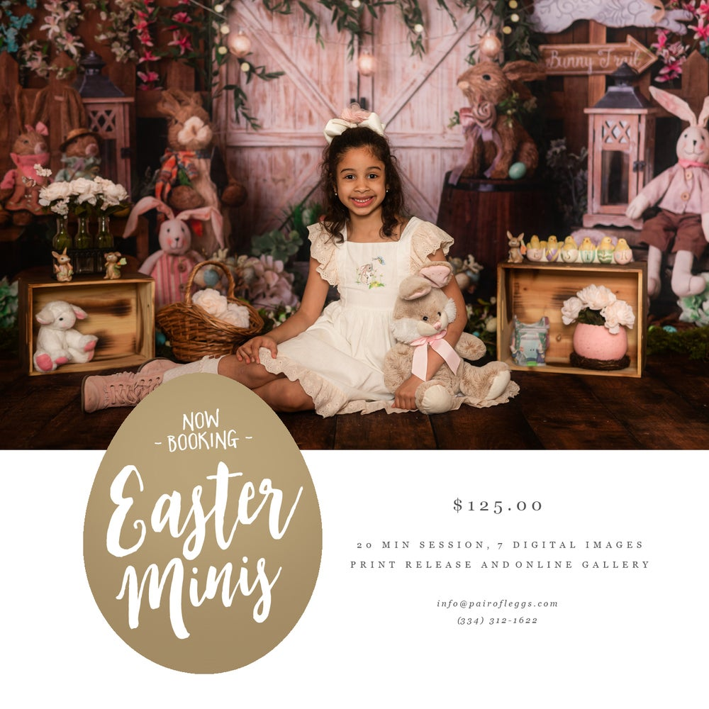 Image of Easter Mini Sessions