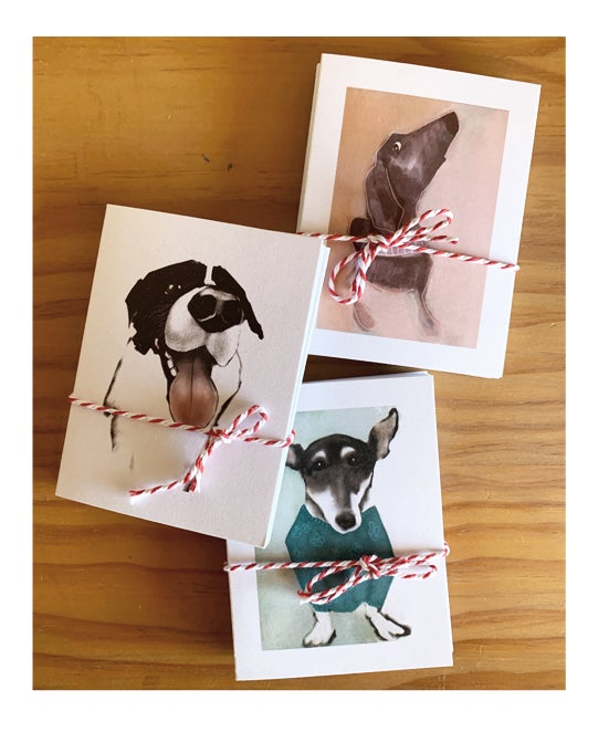 Image of Mini gift card packs