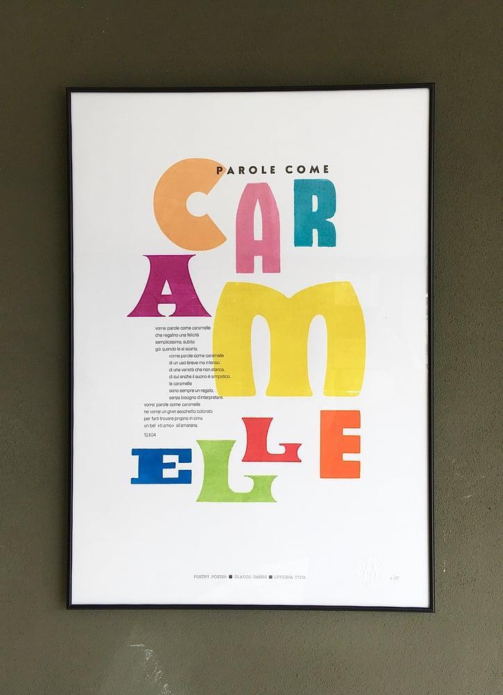 Image of PAROLE COME CARAMELLE