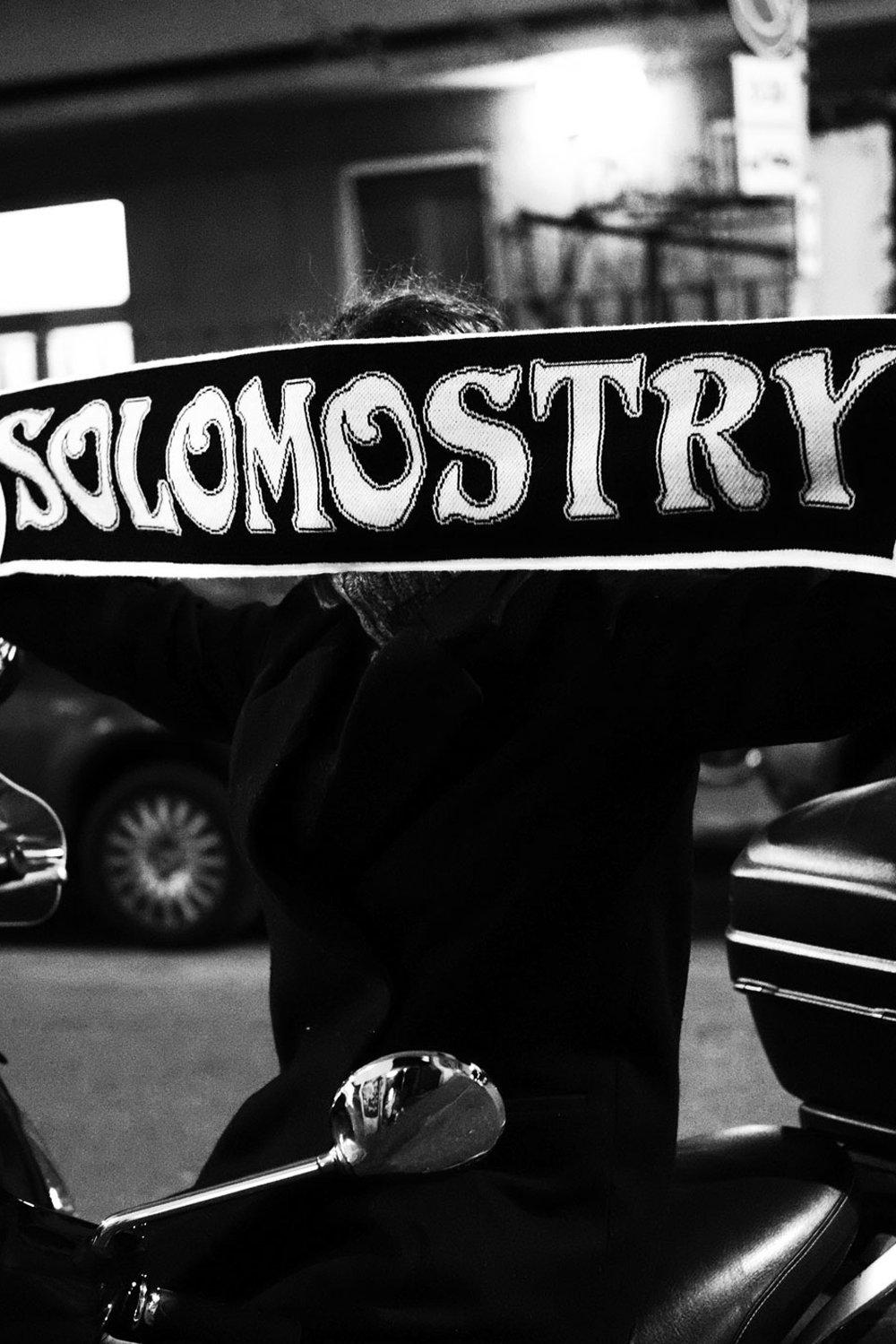 ★ SOLOMOSTRY ULTRAS LTD ★