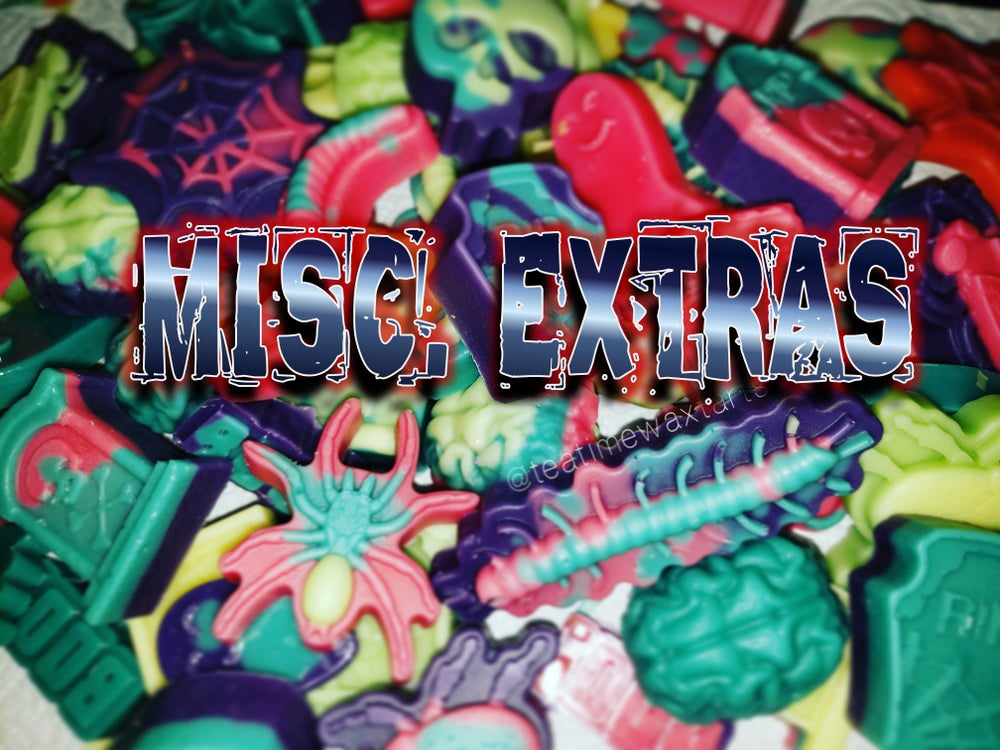 Image of MISC.  EXTRAS