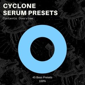 Image of Cyclone Serum Presets