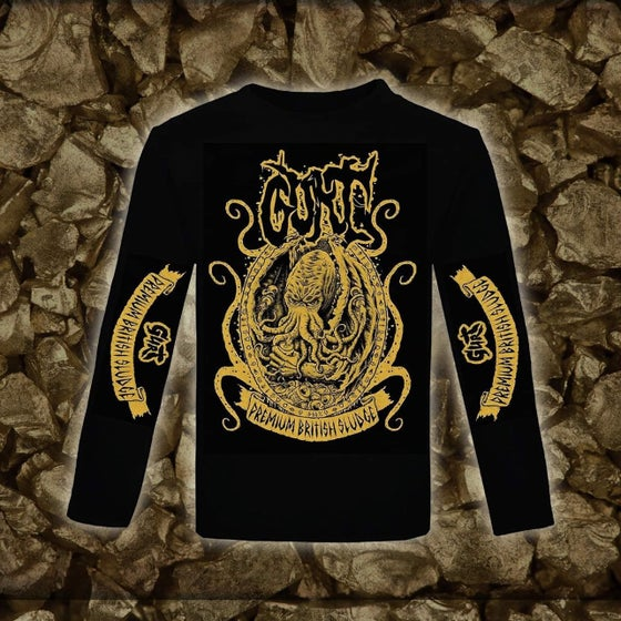 Image of LOVECRAFT CIDER GOLD - Long Sleeve shirt
