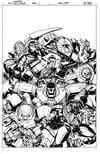 Avengers: Mech Strike #1 cover