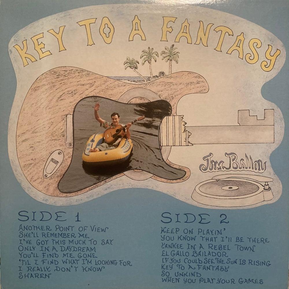 Image of Jim Ballou - Key To A Fantasy