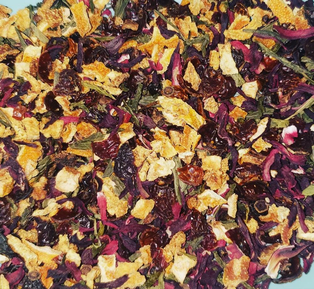 Image of Fruity Green Tea
