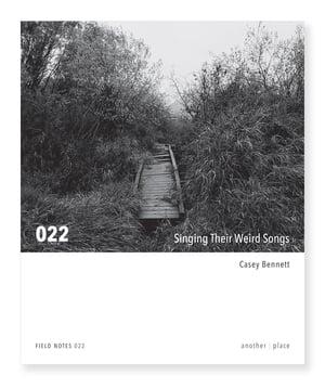 Singing Their Weird Songs - Casey Bennett