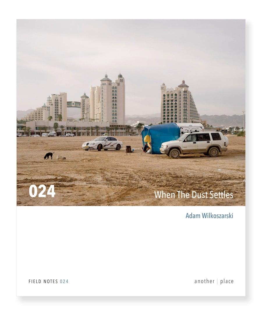 When The Dust Settles - Adam Wilkoszarski