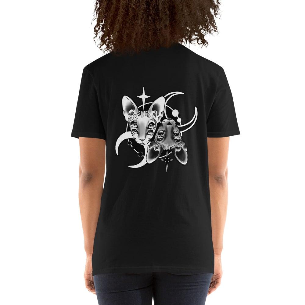 Cats Short-Sleeve Unisex T-Shirt
