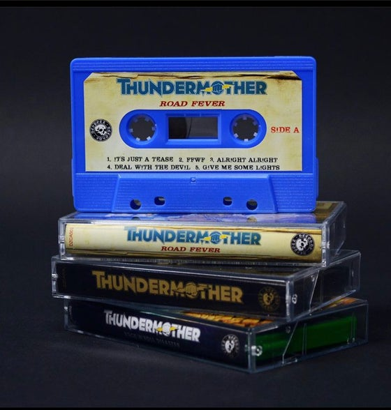 Image of Thundermother (CASSETTES)