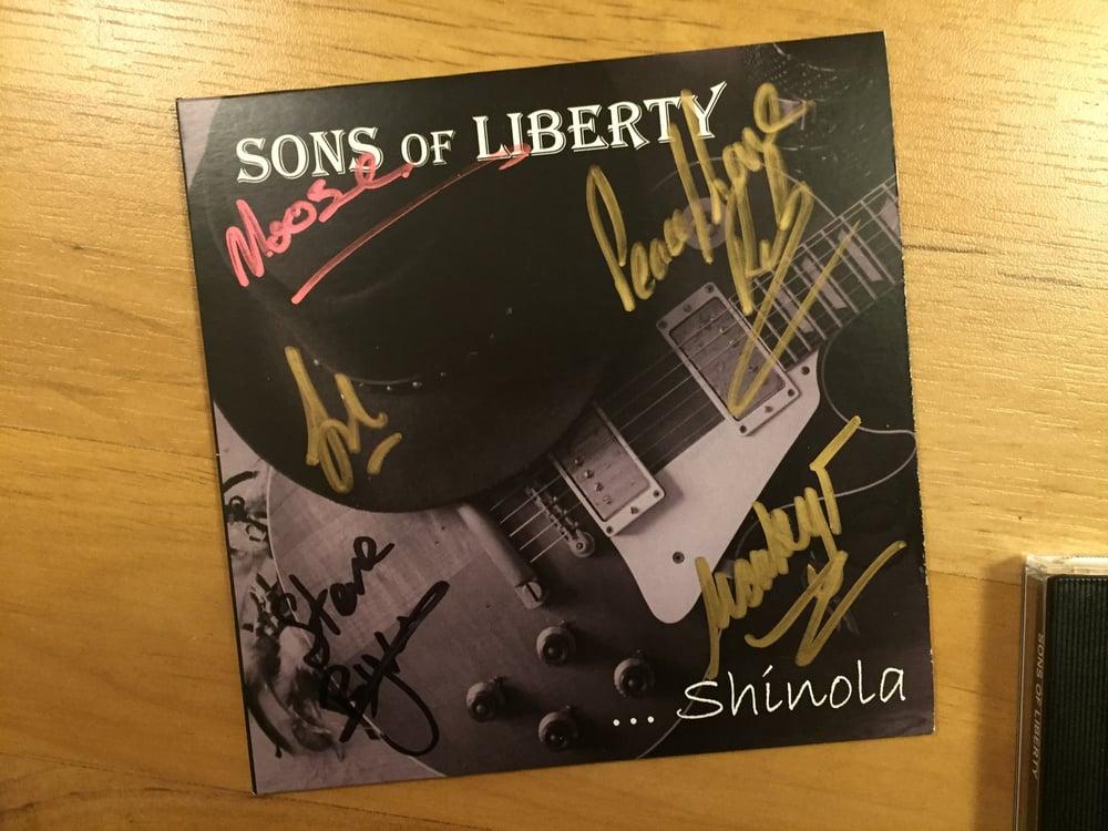 Image of CD EP: ...Shinola