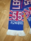 55 League  Titles  Champions Scarf  2021
