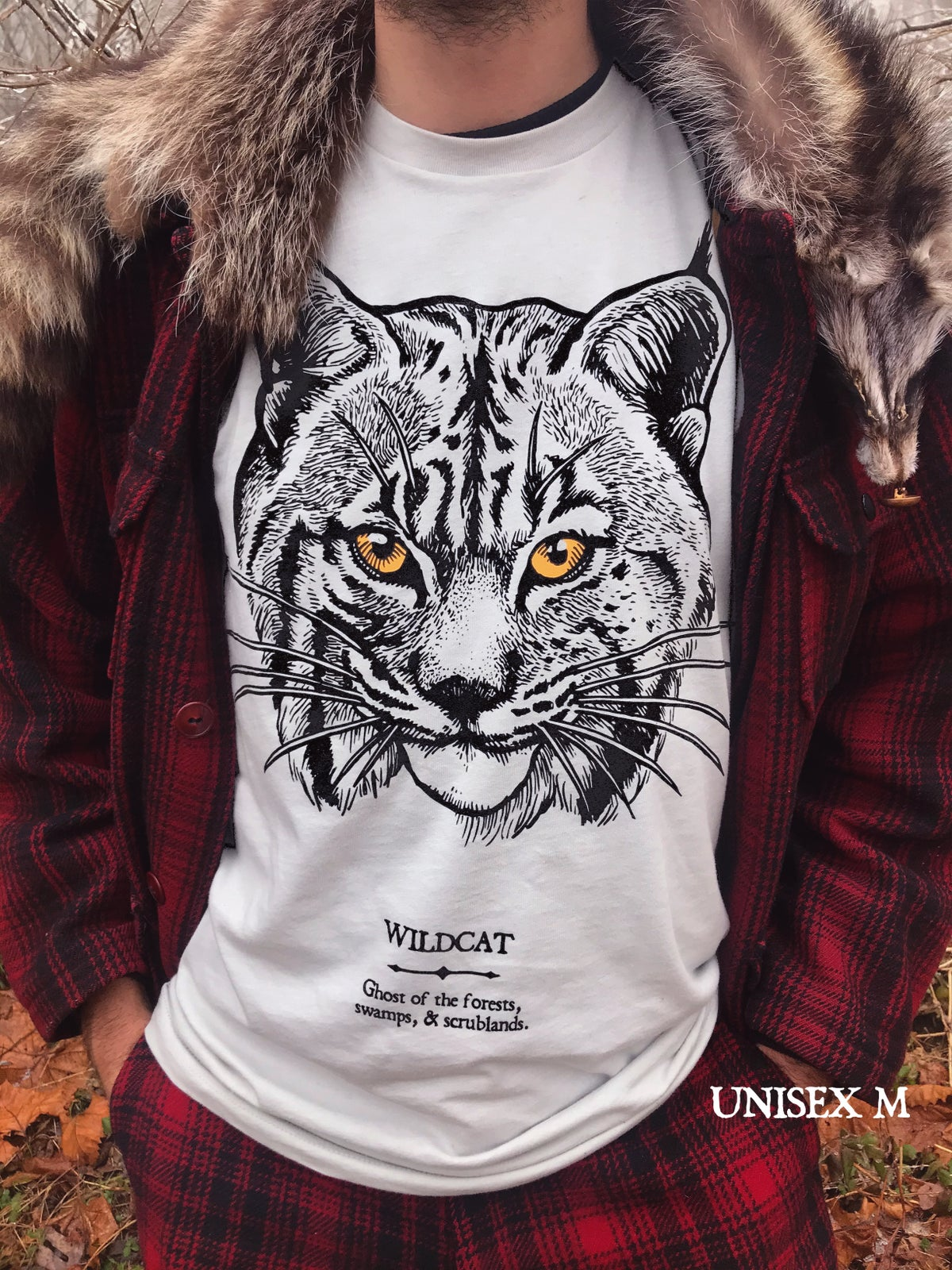 Image of WILDCAT [limited edition T]