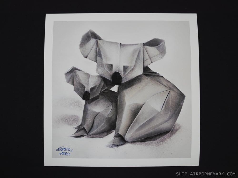 Image of The  Koalas Giclee Print