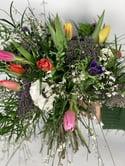 Bouquet flores de primavera