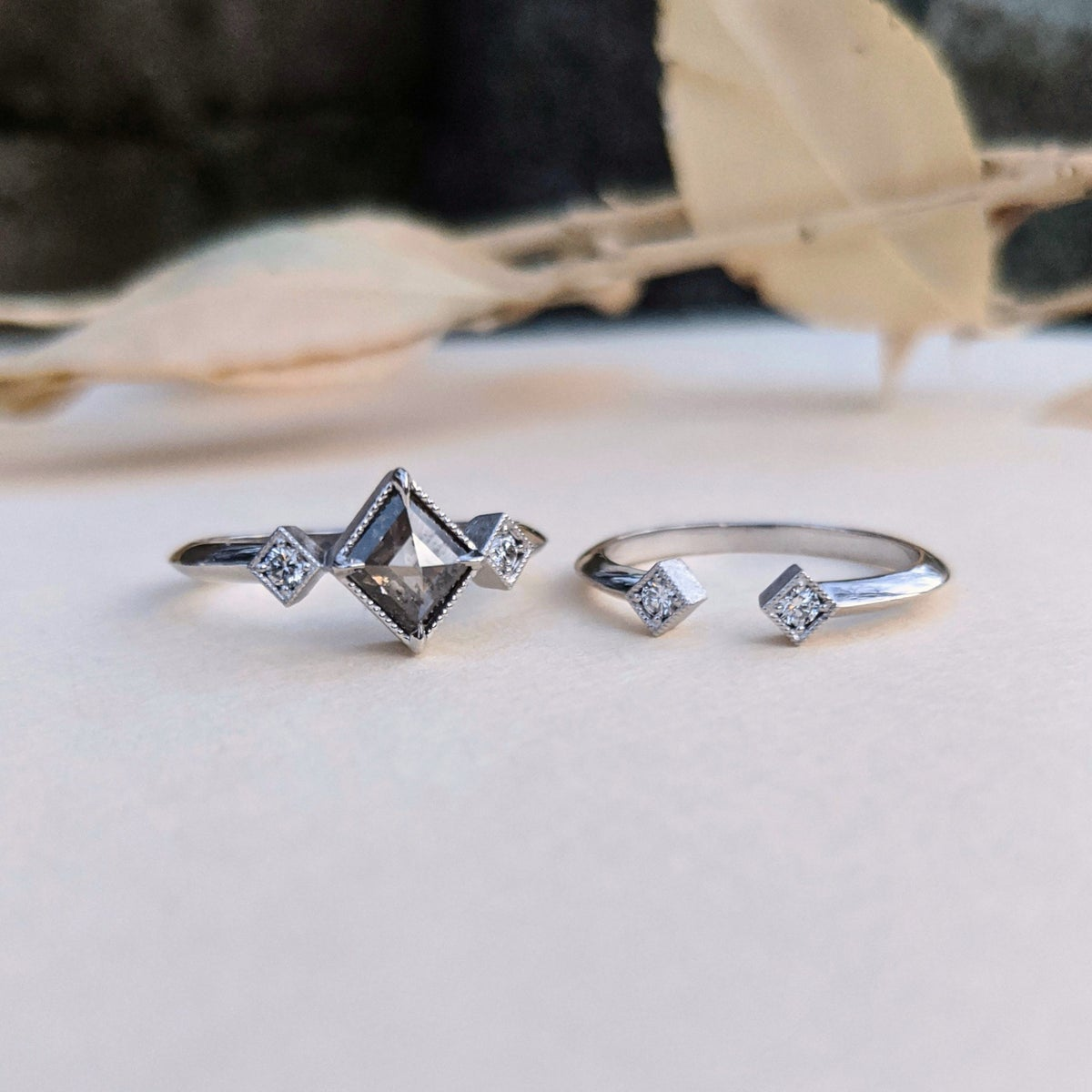 Image of Mae Ring Set
