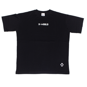 "Image of DAMAGED FILE TEE ""BLACK"""