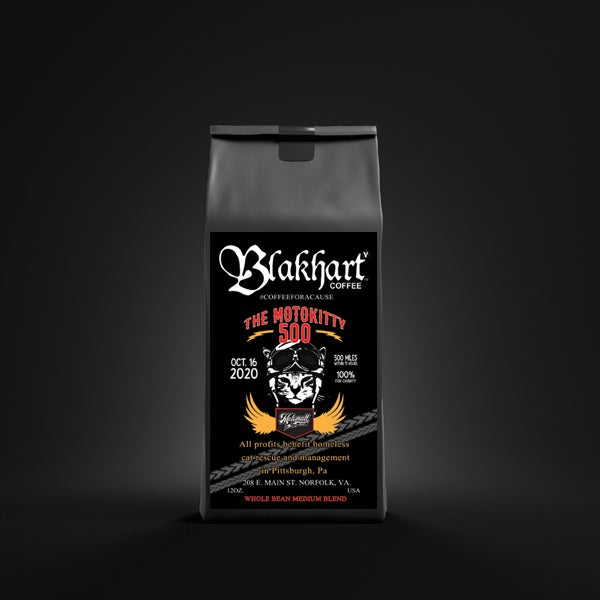 "Image of ""MOTOKITTY 500"" MEDIUM ROAST, CAFFEINE BOOSTED"