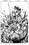 Avengers: Mech Strike #2 cover
