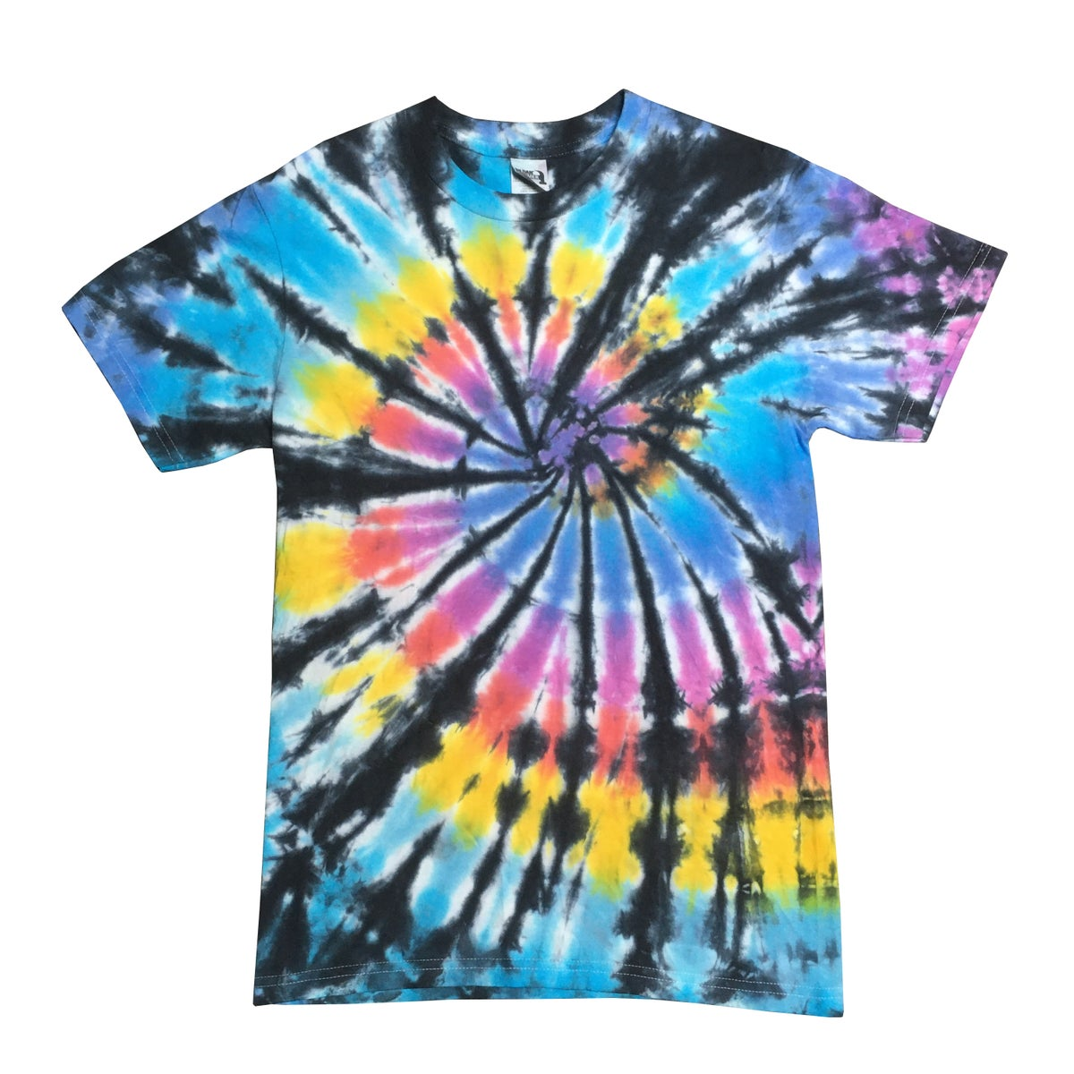 TIE DYE SPIRAL - SMALL