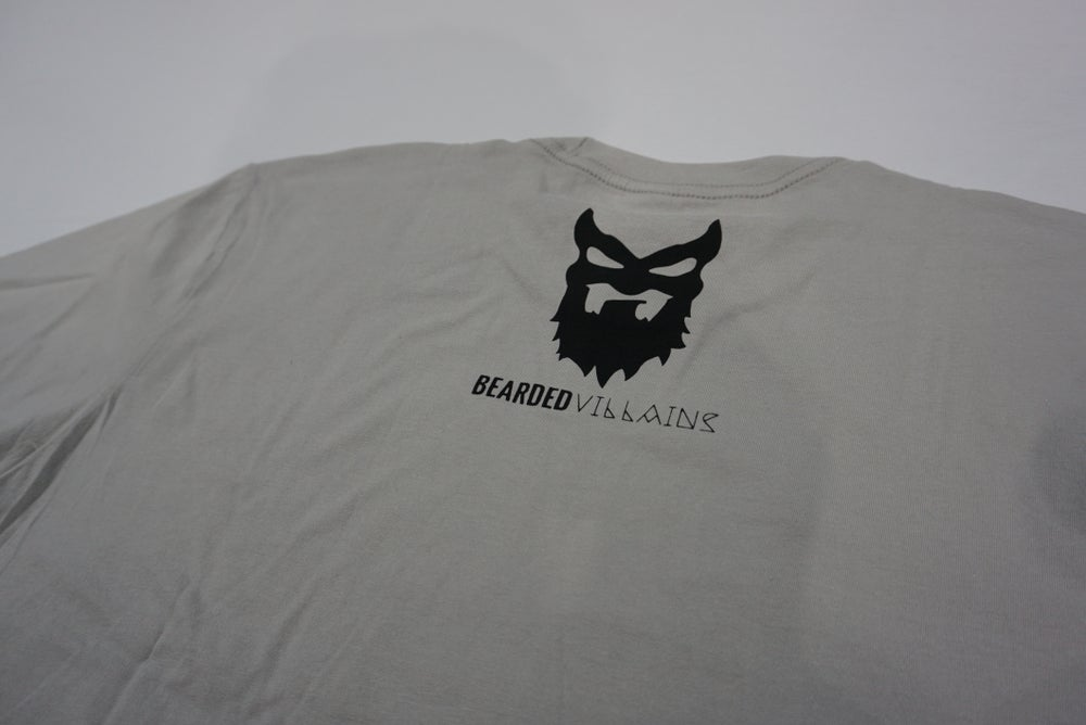 Image of THE CLASSIC TEE ( white or smoke gray )