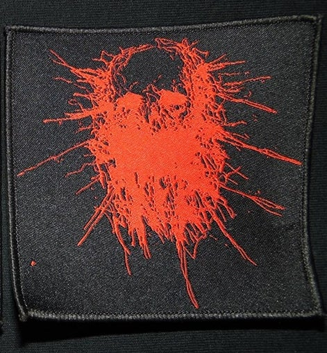 Image of K.F.R red patch