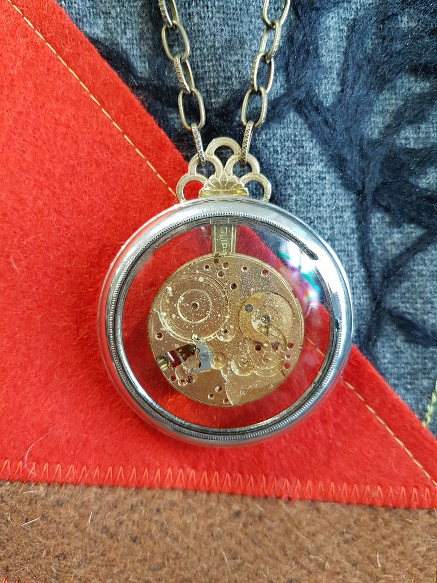 Image of steampunk 3 necklace