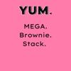 MEGA Brownie Stack